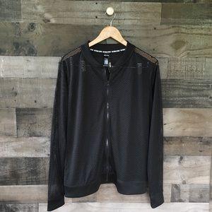 Victoria's Secret sport mesh jacket NWT